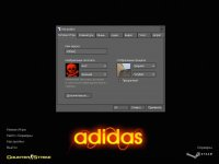 Counter Strike 1.6 Adidas Style